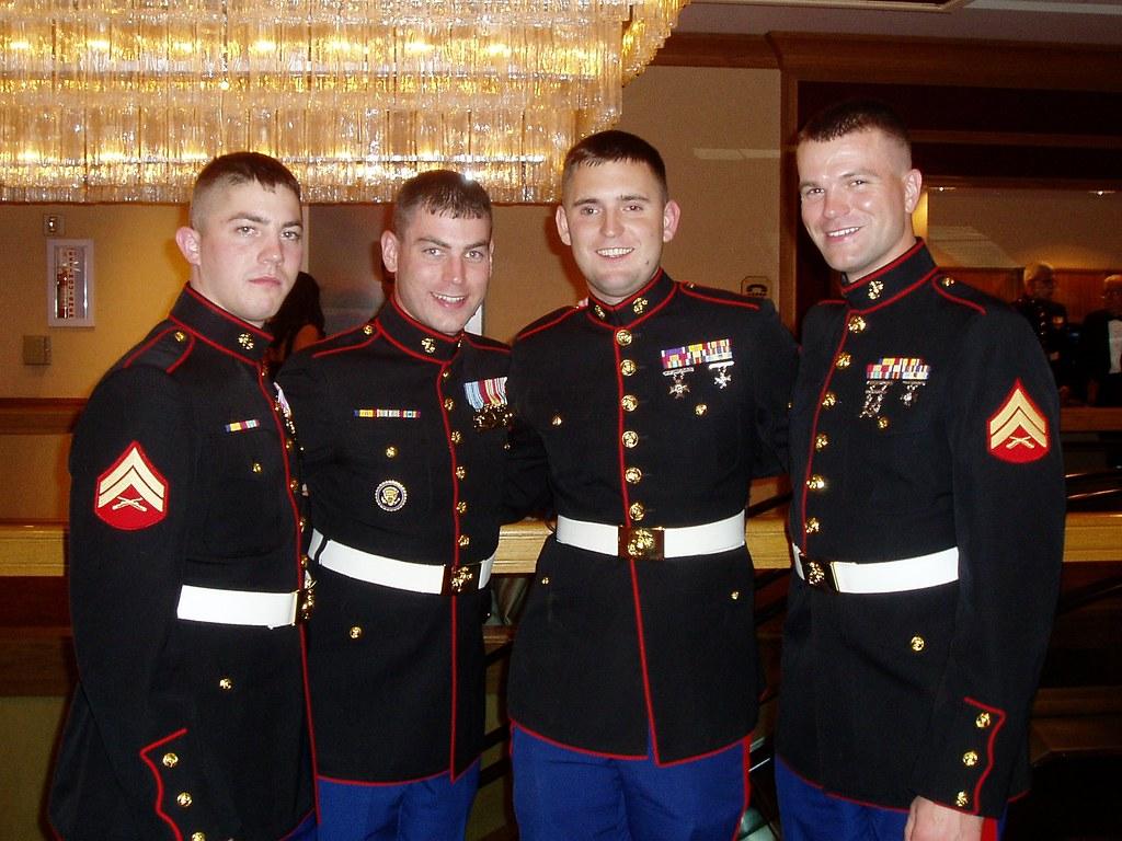 Military Ball Uniforms