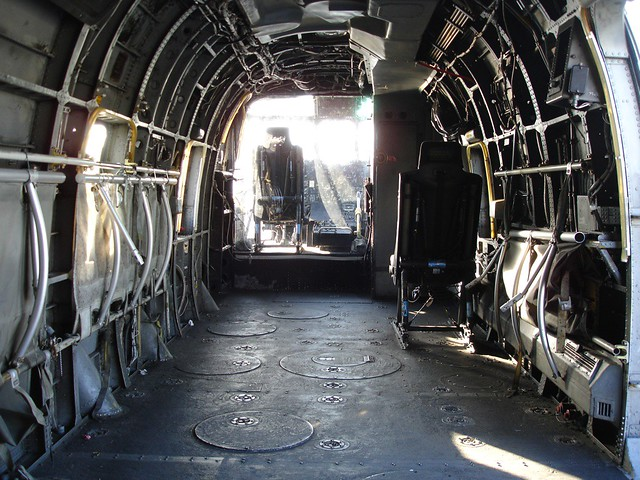 SH-3 Sea King (interior)  Its amazing to think that the Ap ...