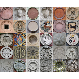 squared circles - mouldings and carvings | by Leo Reynolds