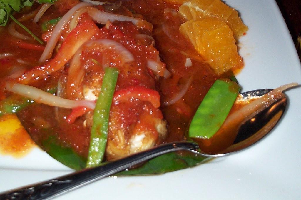 Thai Cod And Prawn Fish Cakes