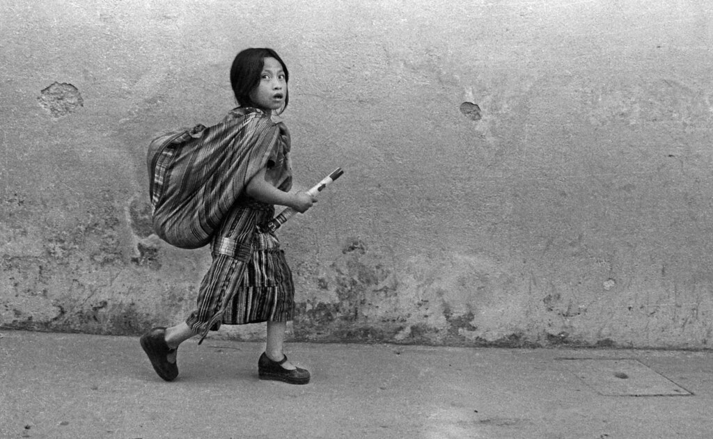 Going Home, Chichi, Guatemala, 1982 | by Marcelo  Montecino