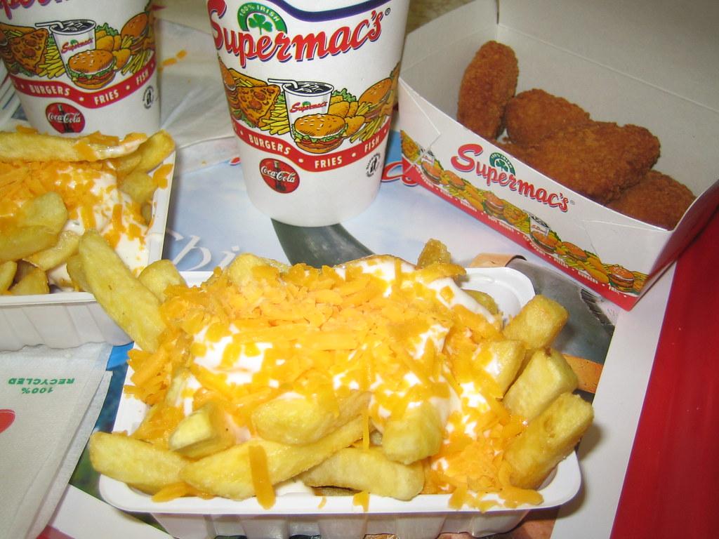 Garlic chips & cheese | mariekschen | Flickr