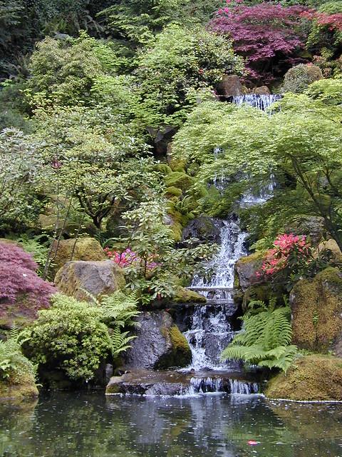 Japanese Gardens Portland Oregon Flickr Photo Sharing