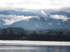 Port Angeles and the Range of Light | by OpalMirror