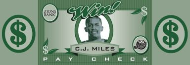 Miles paycheck | by basketbawful