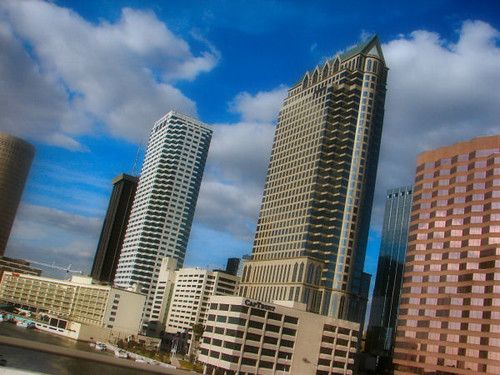 downtown tampa | by The Guncle