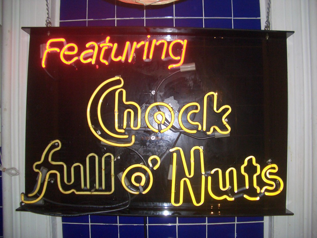 Chock Full O Nuts Restaurants Nyc