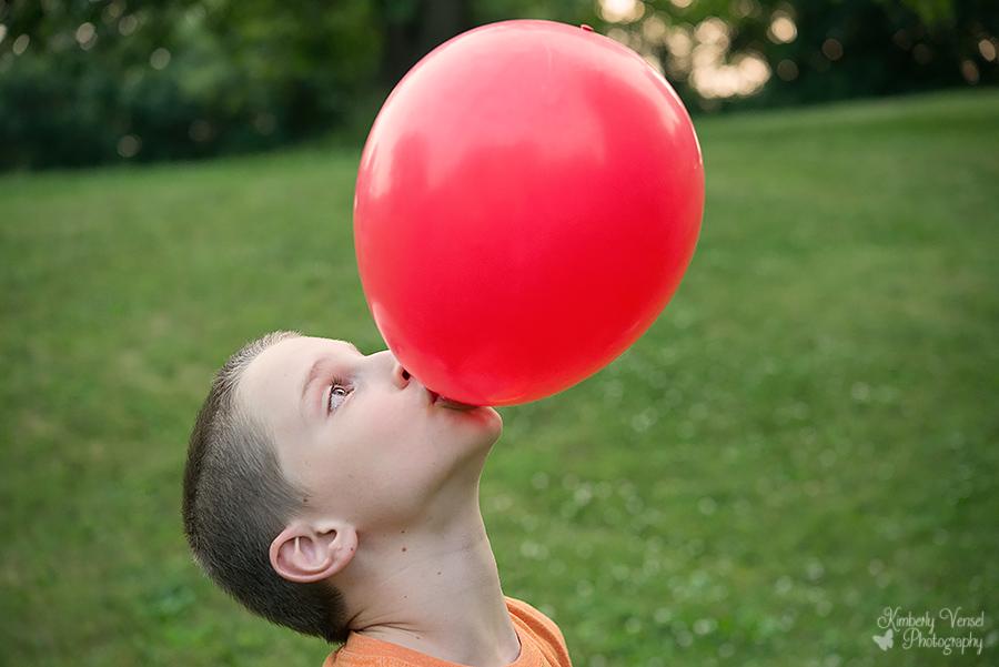 June 10: Balloons