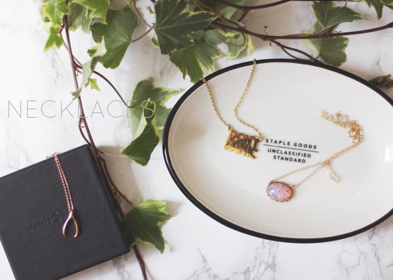 Favourite Necklaces, Bumpkin betty