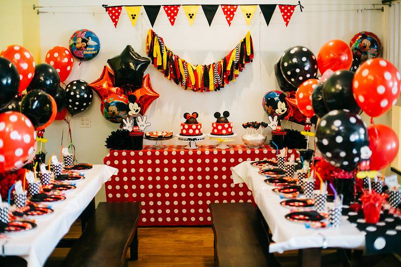 Los Angeles birthday party photographer