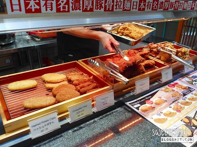 udon goen wisma food republic