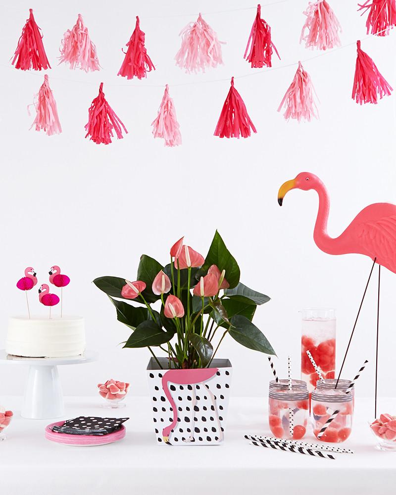 Flamingo Birthday Cake Pictures