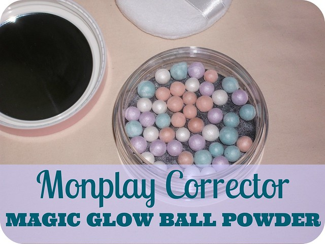 Monplay Corrector Magic Glow Ball Powder Review Born Pretty