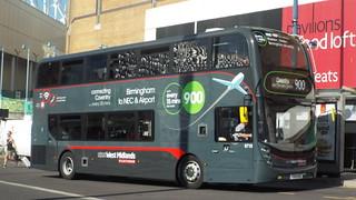 National Express West Midlands - YX15OYE - Birmingham - 27 June 2015