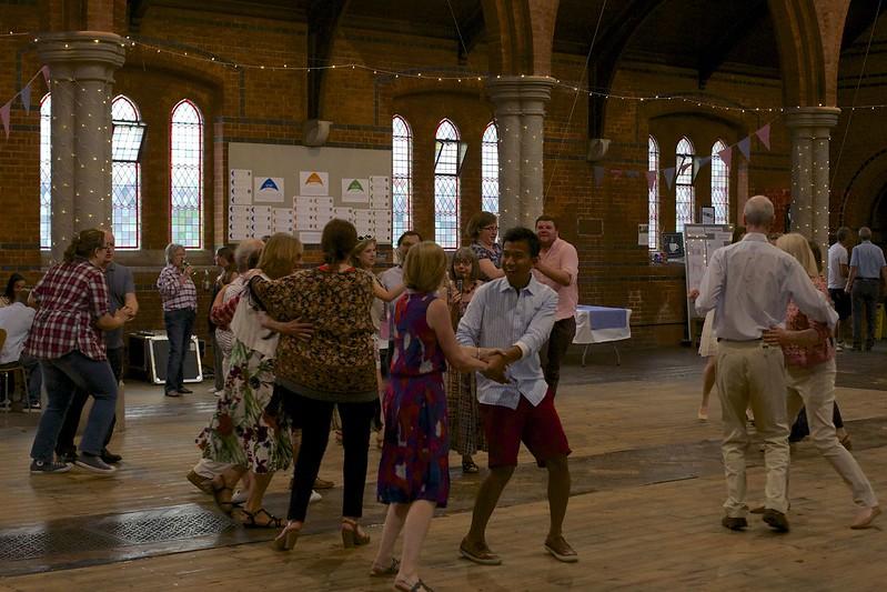 St Alban's Barn Dance 13