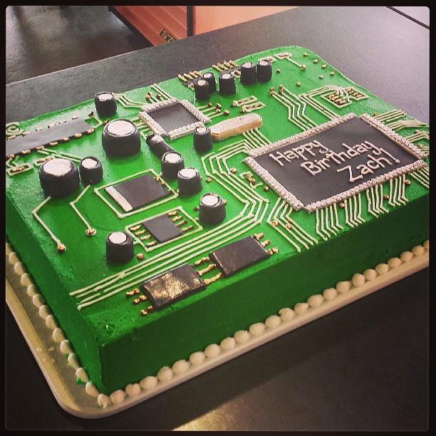White Cake Board