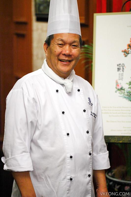 Chef Leung Kwai Hong Li Yen Ritz Carlton