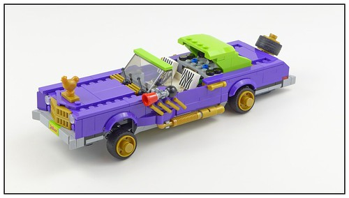 The LEGO Batman Movie 70906 The Joker Notorious Lowrider 06