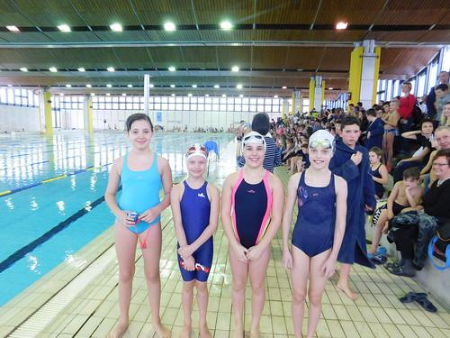 Úszás diákolimpia - megyei döntő