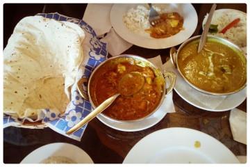 Comida India en Guru