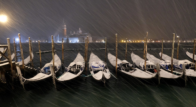 Europe Winter Storms