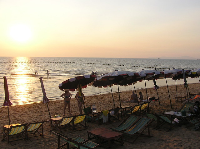 Jomtien Beach, Pattaya