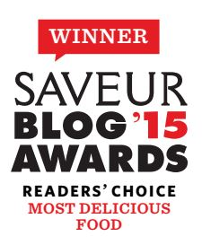 Sixth Annual Saveur Blog Awards