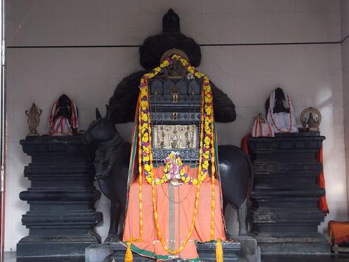 Kannankurichi Raghavendra temple