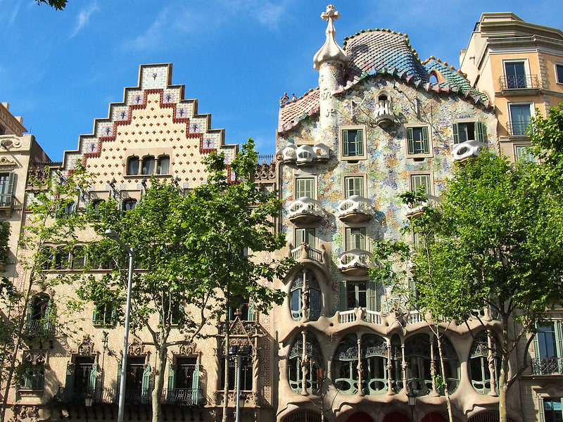 Modernist architecture in Barcelona