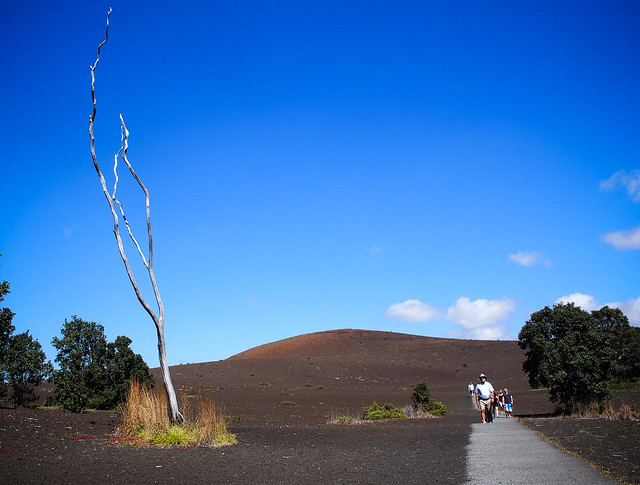 Desolation Trail, Volcanoes National Park