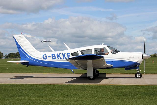 G-BKXF