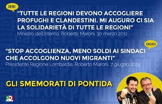 """""""Gli smemorati di Pontida"""" - 1"""