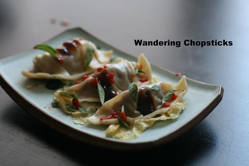 Pho-mplings (Vietnamese Beef Noodle Soup Dumplings) 23