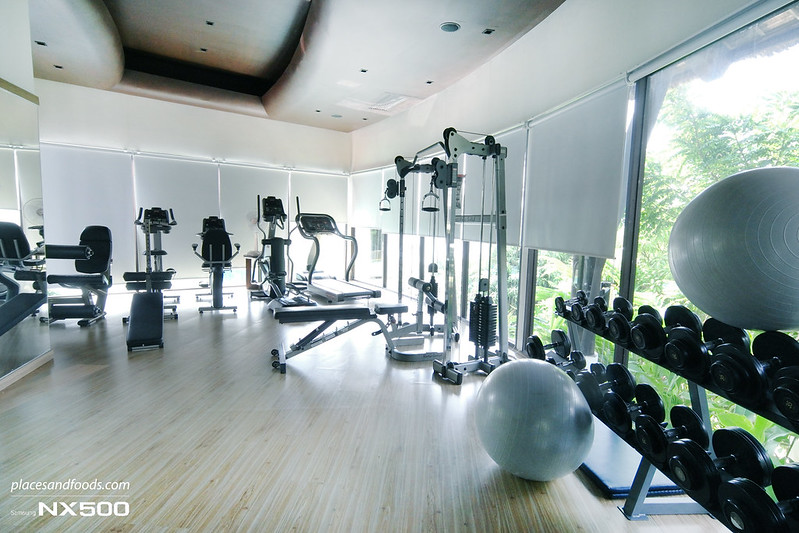 vijitt resort gym