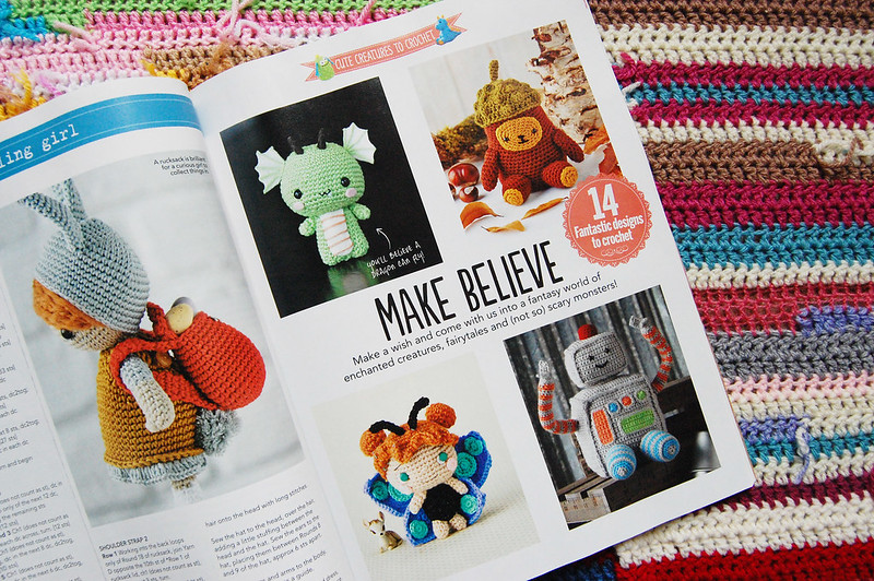 Get Into Craft Amigurumi Collection