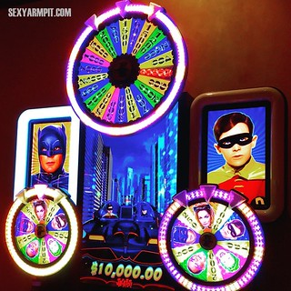 Batman 1966 Slot Machines at Harrah's in Atlantic City, NJ | by sexyarmpit