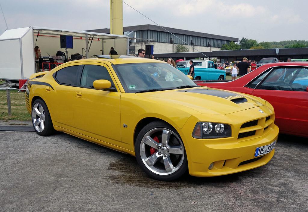 2007 Dodge Charger SRT-8 Super Bee in Detonator Yellow____… | Flickr