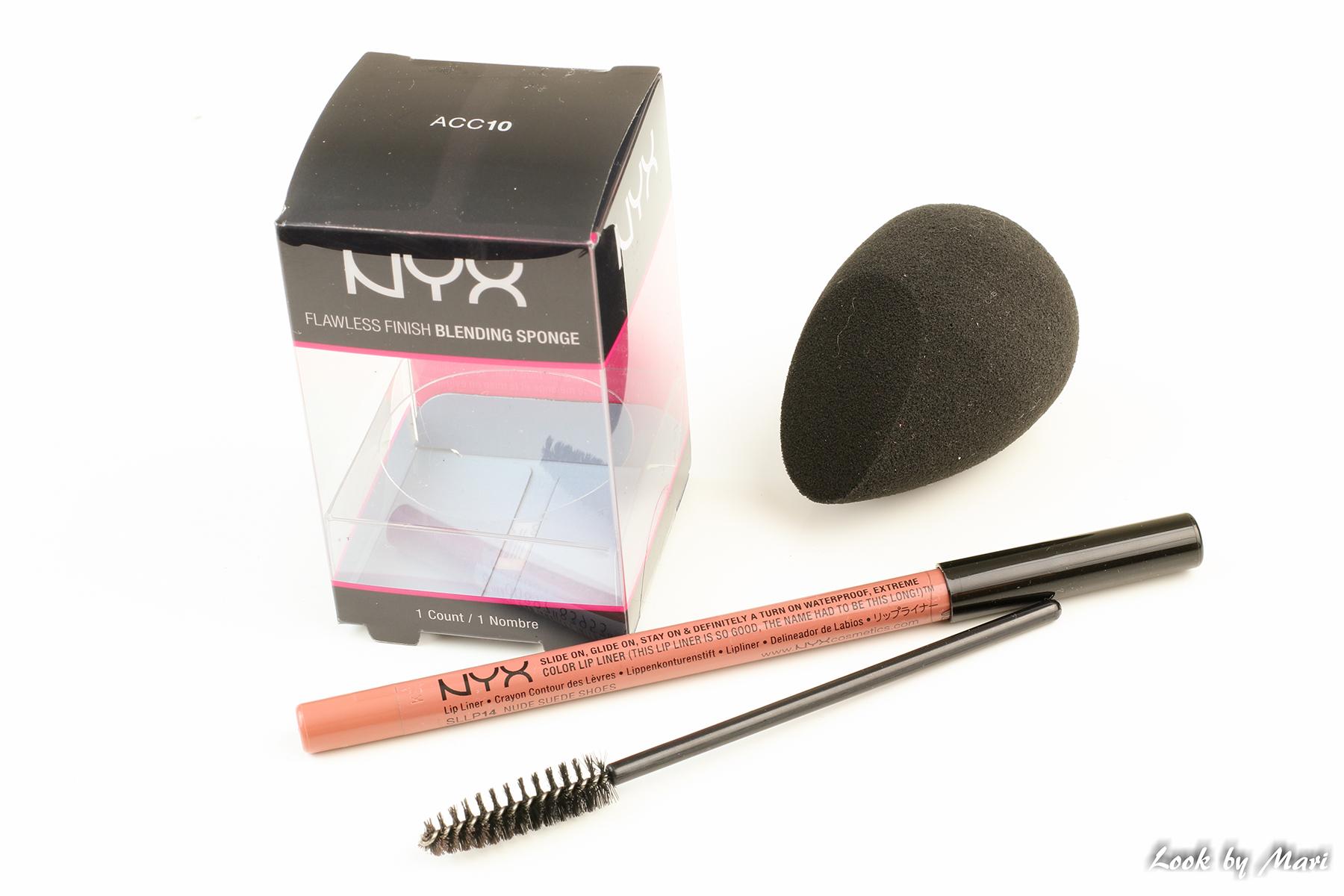 5 Nyx sponge kokemuksia review nyx lip pencil nude kokemuksia review