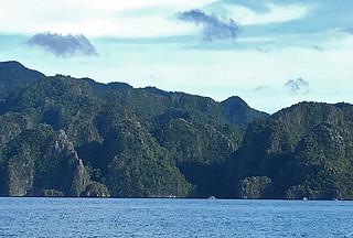 Coron - Coron island view