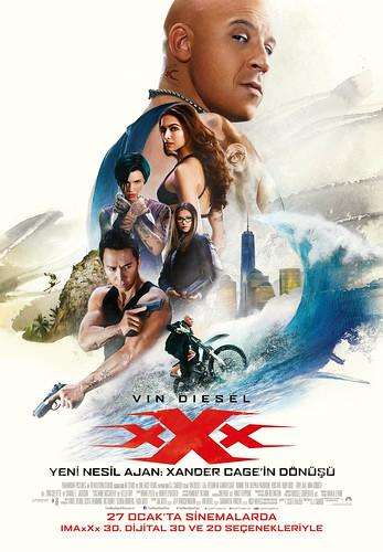 Yeni Nesil Ajan: Xander Cage'in Dönüşü - xXx: The Return of Xander Cage (2017)