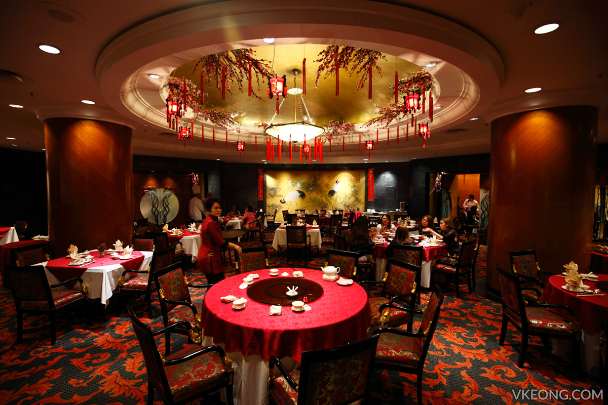 Shanghai restaurant JW Marriott