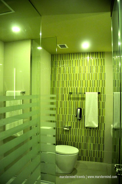 Private Bathroom OZO Colombo Dream Ocean Room