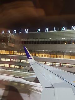 SAS: Copenhagen > Stockholm