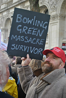 Bowling green massacre survivor photo