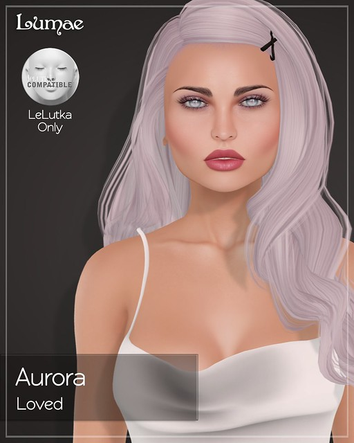 LeLutka Only - Aurora - Loved