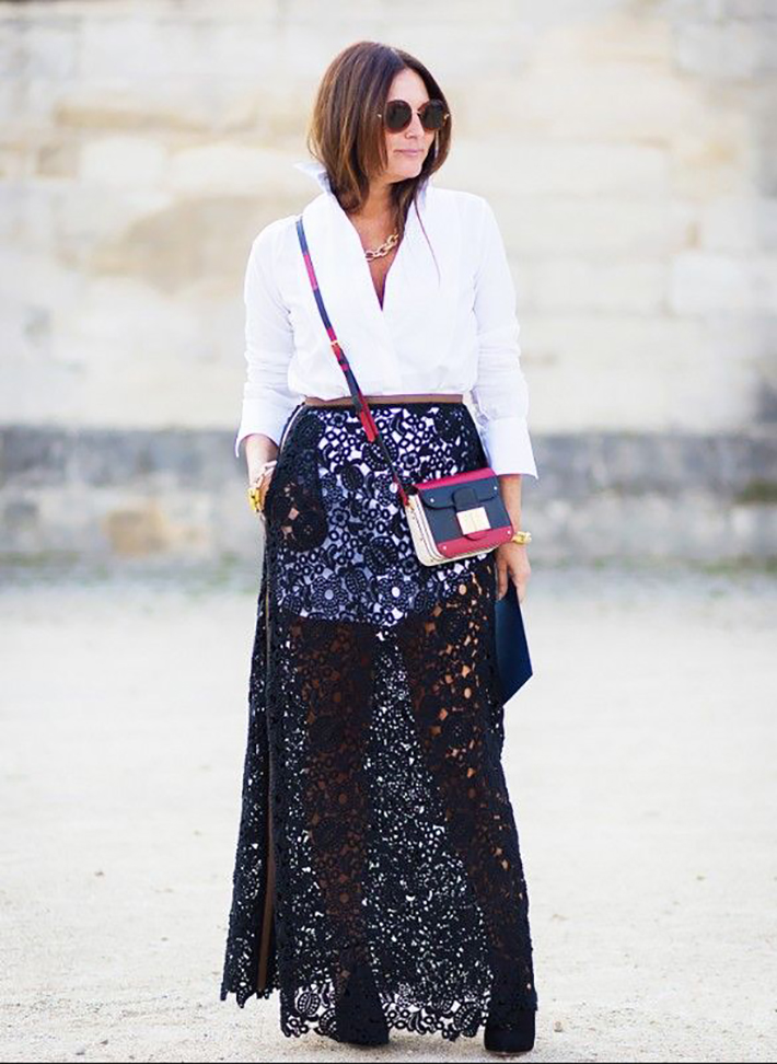 Maxi Skirt & Maxi Dress outfit inspiration06