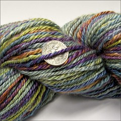 Sochi handspun, close up