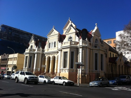 Cool architecture in Cape Town