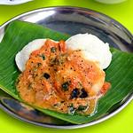 Tomato sambar with coconut