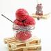 Sour cherry ice cream